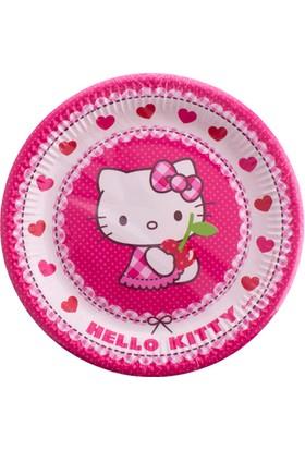 LoveQ Tabak Hello Kıtty Hearts 23 Cm 8'li Pk