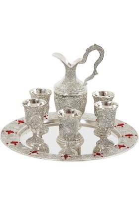 LoveQ Gümüş Zemzem Telkari
