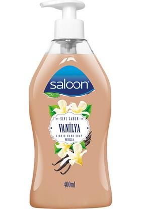 Saloon Sıvı Sabun Vanilya Özlü 400 ml