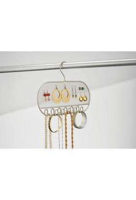 Mücevherlerinizi düzenleyici dolap içi asılabilir stand
