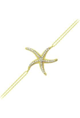 Altında Moda Deniz Yıldızı Bileklik