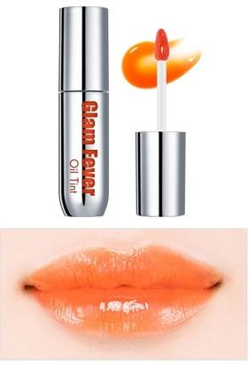 Missha Glam Fever Oil Tint (Orange Squeeze)