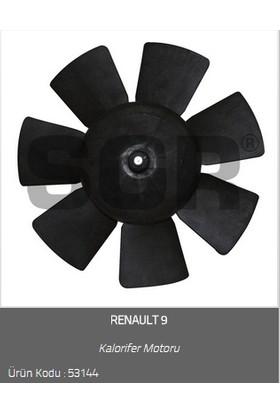 Sgr Kalorifer Motoru R9 R11