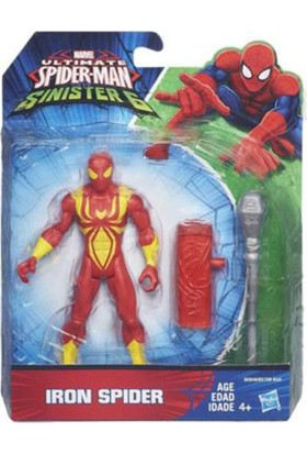 Marvel Spiderman Web City Iron Spider
