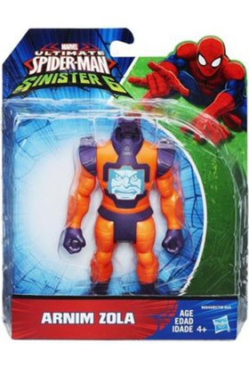 Marvel Spiderman Web City Arnim Zola