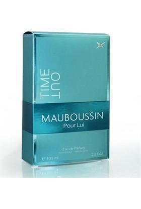 Mauboussin Tıme Out Pour Lui Edp Spray Edp 100Ml Erkek Parfümü