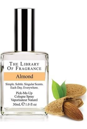 The Library Of Fragrance Almond Edc Sprey 30Ml Kadın Parfümü