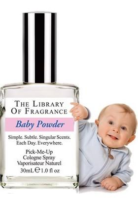 The Library Of Fragrance Baby Powder Edc Sprey 30Ml Kadın Parfümü