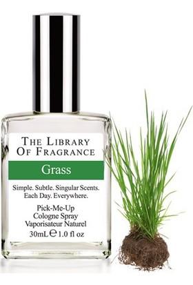 The Library Of Fragrance Grass Edc Sprey 30Ml Erkek Parfümü