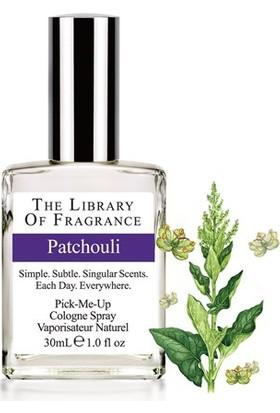 The Library Of Fragrance Patchouli Edc Sprey 30Ml Erkek Parfümü