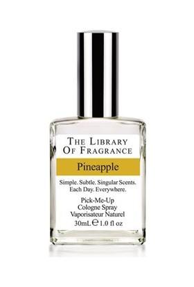 The Library Of Fragrance Pineapple Edc Sprey 30Ml Kadın Parfümü