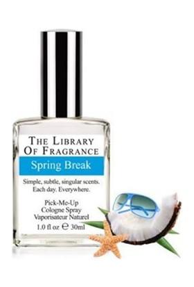 The Library Of Fragrance Spring Break Edc Sprey 30Ml Kadın Parfümü