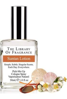 The Library Of Fragrance Suntan Lotion Edc Sprey 30Ml Kadın Parfümü