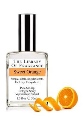 The Library Of Fragrance Sweet Orange Edc Sprey 30Ml Kadın Parfümü