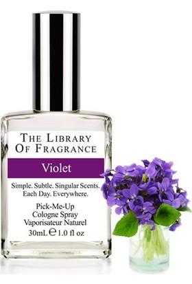 The Library Of Fragrance Violet Edc Sprey 30Ml Kadın Parfümü