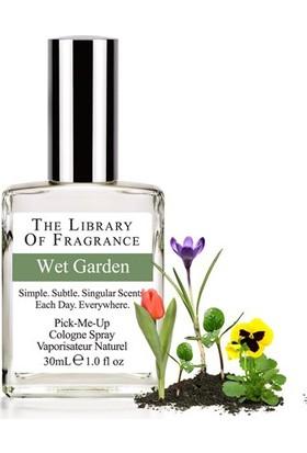 The Library Of Fragrance Wet Garden Edc Sprey 30Ml Kadın Parfümü