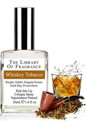 The Library Of Fragrance Whisky Tobacco Edc Sprey 30Ml Erkek Parfümü