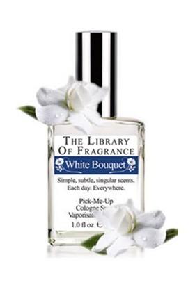 The Library Of Fragrance White Bouquet Edc Sprey 30Ml Kadın Parfümü