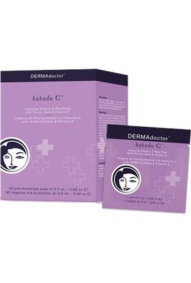 Dermadoctor Kakadu C Yoğun Vitamin C Peel Pedleri (Ferulik Asit Ve Vitamin E İlaveli) 30 X 2 Ml / Paket