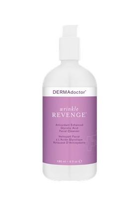 Dermadoctor Wrinkle Revenge Antioksidanlar İle Zenginleştirilmiş Glikolik Asit İçeren Yüz Temizleyici 180Ml