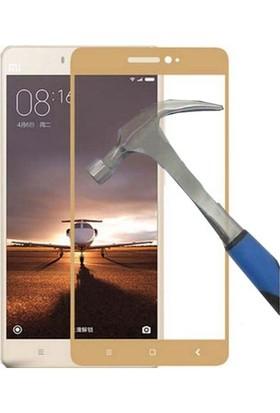 Teleplus Xiaomi Mi 4C Full Kapatan Cam Ekran Koruyucu Cam Ekran Koruyucu