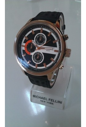 Michael Fellini Newyork 1008-2 Erkek Kol Saati