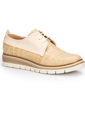 Polaris 71.310025.Z Bej Kadın Ayakkabı