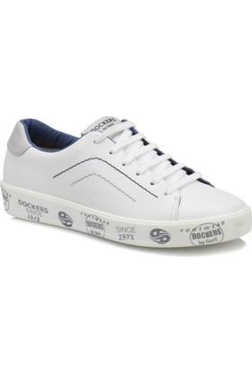 Dockers By Gerli 222220 Beyaz Erkek Ayakkabı