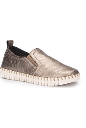 Dockers By Gerli 222653 Bronz Kadın Ayakkabı
