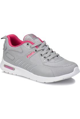 Kinetix Nına Gri Pembe Kadın Sneaker Ayakkabı