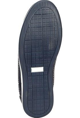 Polaris 5 Nokta 71.109945.M Lacivert Erkek Deri Ayakkabı