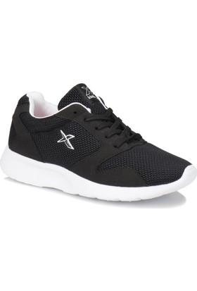 Kinetix Greta Siyah Beyaz Kadın Sneaker Ayakkabı