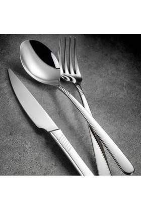 Kütahya Porselen Elegant 89 Parça Çatal Bıçak Takımı