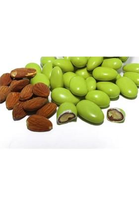 Şekerci Osman Yeşil Badem Draje