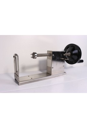 Cemko Sosis Patates ve Sarmal Patates Makinesi Çubukta Patates Makinesi