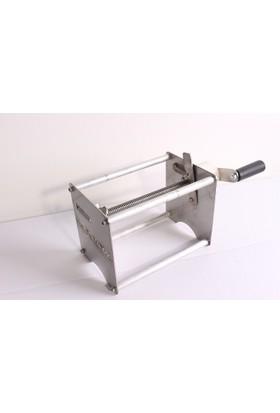 Cemko Çubukta Patates Makinesi Dişli Çubukta Patates Kesme Makinesi