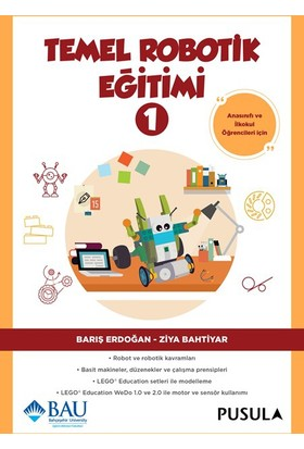 Temel Robotik Eğitimi 1 - Barış Erdoğan