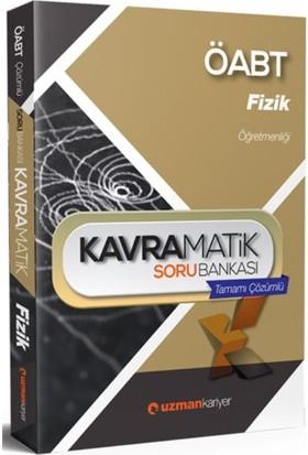 Uzman Kariyer Yayınları Öabt Fizik Kavramatik Soru Bankası (Tamamı Çözümlü)
