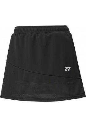 Yonex Badminton Tenis 26020 Etek İç-Taytlı - Siyah