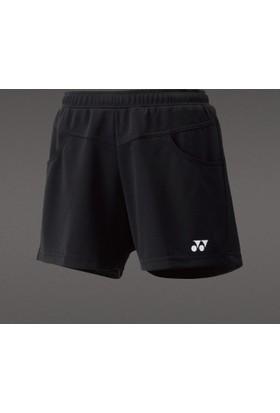 Yonex Badminton Tenis L25013 Kadın Şort - Siyah