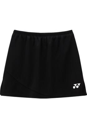 Yonex Badminton Tenis L-4281 Etek -Siyah