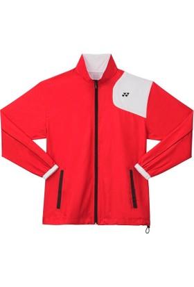 Yonex Badminton Tenis L-8462 Kadın Eşofman Jack.-Kırmızı