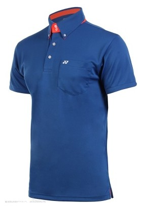Yonex Badminton Tenis M-1203 Polo -Lacivert