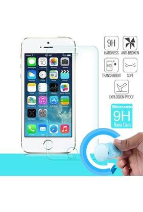Microsonic Apple iPhone SE Nano Cam Ekran koruyucu film