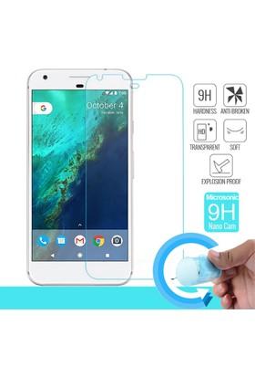Microsonic Google Pixel XL Nano Cam Ekran koruyucu film