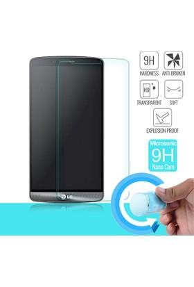 Microsonic LG G3 Nano Cam Ekran koruyucu film