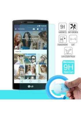 Microsonic LG G4 Nano Cam Ekran koruyucu film