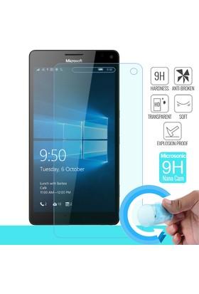 Microsonic Microsoft Lumia 950 XL Nano Cam Ekran koruyucu film