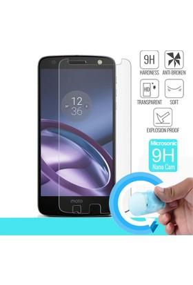 Microsonic Motorola Moto Z Nano Cam Ekran koruyucu film