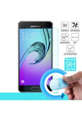 Microsonic Samsung Galaxy A7 2016 Nano Cam Ekran koruyucu film